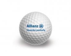 Tampoprint: golfová loptička
